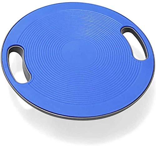 CS-PHB Sensory trainingstoestellen met handvat Balance Board, Quad for Children, Sensory trainingstoestellen for jongens en meisjes ouder dan 3 jaar, Indoor en Outdoor Sport (Kleur: Groen)