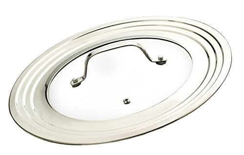 Our #7 Pick is the RSVP International Universal Pan and Pot Lid