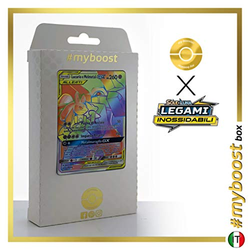 my-booster SM10-IT-224 Pokémon Cards image
