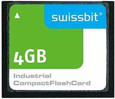 SWISSBIT SFCF4096H2BU4TO-I-MS-527-STD Memory Cards 4GB IND Compact Flash SLC NAND C440