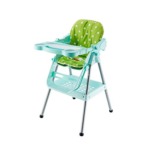 YWSZJ Silla de Comedor for niños-Alfombrilla for Silla Alta/Arts/Crafts by Impermeable Antideslizante Splash Food Spill Mess Mat, Lavable portátil (Color : B) ✅