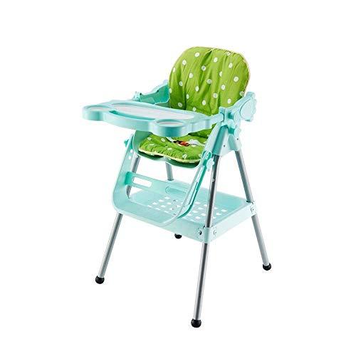 XLEVE Silla de Comedor for niños-Alfombrilla for Silla Alta/Arts/Crafts by Impermeable Antideslizante Splash Food Spill Mess Mat, Lavable portátil (Color : B) ✅