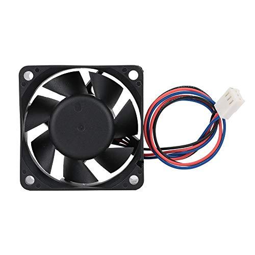 dgtrhted Ventilador de radiador de refrigeración Doble rodamiento de Bolas de Gran Volumen de Aire para convertidor de frecuencia Yaskawa IPC