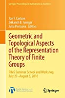 Geometric and Topological Aspects of the Representation Theory of Finite Groups: PIMS Summer School and Workshop, July 27-August 5, 2016 (Springer Proceedings in Mathematics & Statistics (242))
