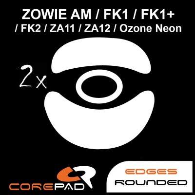 Corepad Skatez PRO 110 Mouse-Feet Zowie AM / FK1 / FK1+ / FK2 / ZA11 / ZA12 / Ozone Neon / Neon M10