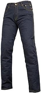 ラフアンドロード(ROUGH&ROAD) パンツ ストレッチデニムパンツ ワンウォッシュネイビー L(32inch) RR7467