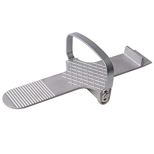 Elevador de placa, herramienta de ajuste de elevación de láminas de yeso antideslizante, herramienta de elevación de láminas de yeso de pie antideslizante, control de herramientas manuales