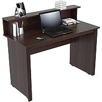 Inval Writing & Computer Desk (Espresso / Wengue)