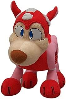 "Great Eastern Mega Man 10 9"" Robot Dog Rush Plush"