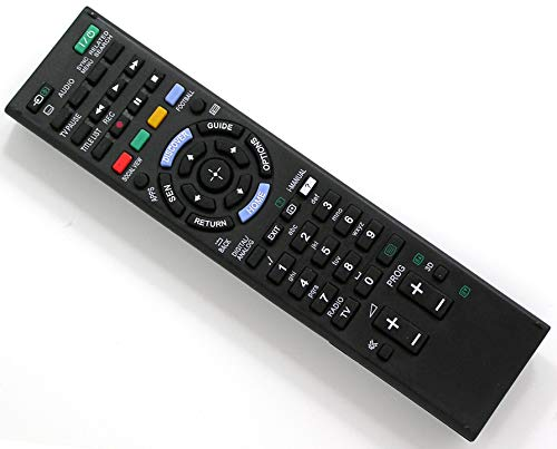 Alltro Ersatz Fernbedienung passend für Sony RM-ED060 u. RM-ED061 TV