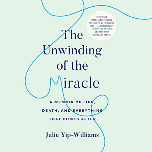 The Unwinding of the Miracle audiobook cover art