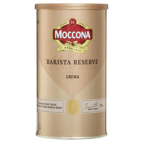 Moccona Coffee Wholebean Barista Reserve 175g