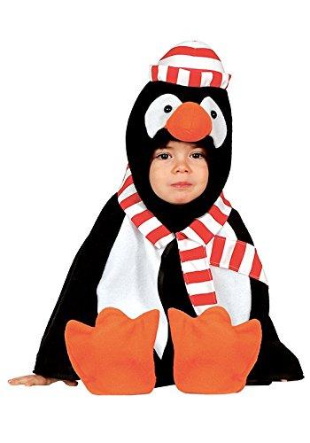 Costume pinguino polare 1-2 anni