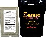 MRE Z-Ration (Zombie MRE) Custom Meals Ready to Eat! (MENU S - Chicken Burrito...