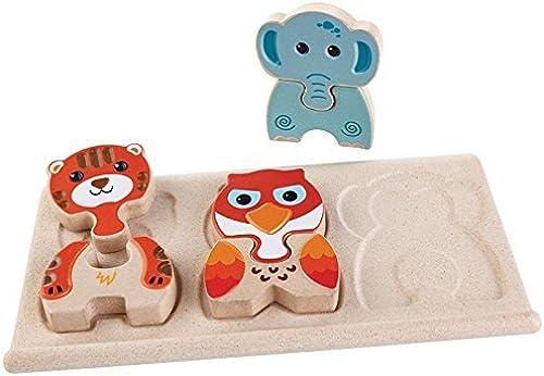 mejor marca PlanToys Animal Puzzle by by by PlanToys  40% de descuento