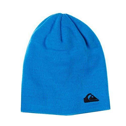 Quiksilver Hey Hey - Gorro, tamaño 55 cm, Color Azul