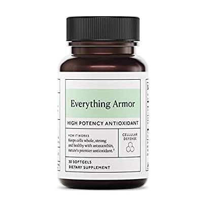 Objective - Everything Armor - High Potency Antioxidant - 30 Softgels