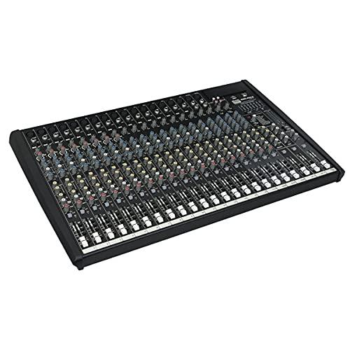 DAP -Audio GIG-244CFX 24 canales Mesa de mezclas con Dynamics & DSP