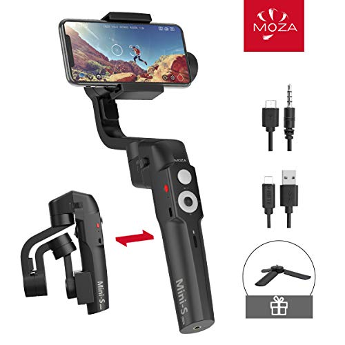 MOZA Mini-S Essential Foldable Phone Gimbal