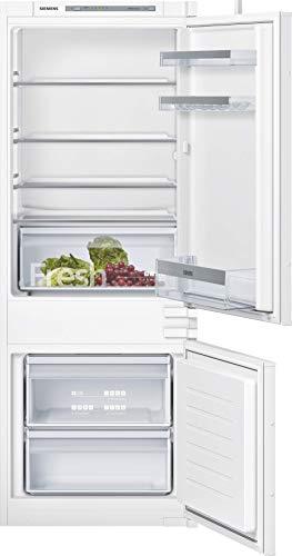 Siemens KI67VVSF0 iQ300 Einbau-Kühlgefrierkombination / F / 245 kWh/Jahr / 209 l / lowFrost / Fresh Box / LED Beleuchtung