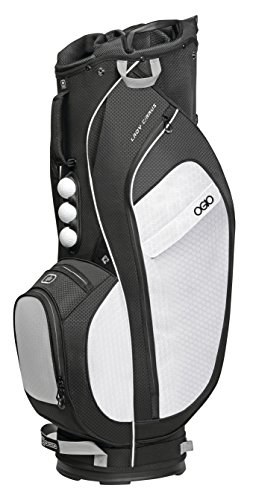 OGIO 2018 Lady Cirrus Cart Bag, Pink