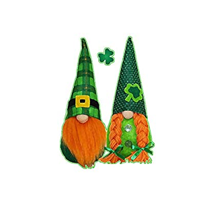 Amazon - Save 80%: St Patricks Day Stickers, Stickers for St Patricks Day Decorations,Wall Sticker PV…