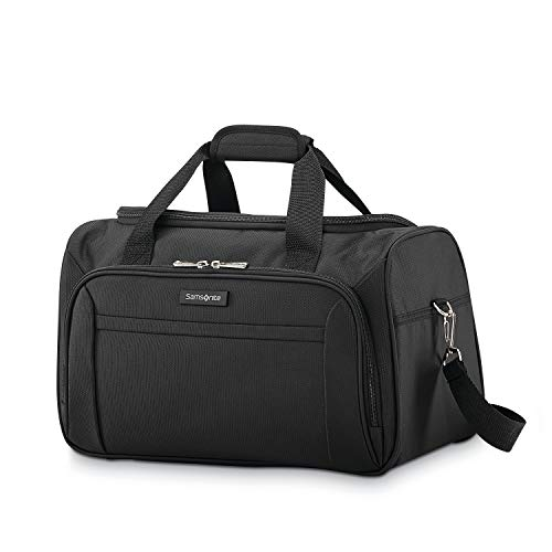 Samsonite Ascella X Softside Luggage, Black, Travel Tote