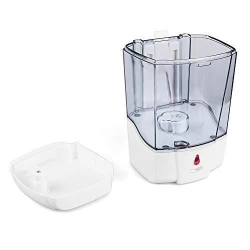 700ml Capaciteit Automatische Zeepdispenser Contactloze Inductie Handdesinfecterend Wasmiddel Dispenser Wandmontage Voor Badkamer Keuken