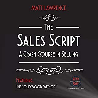 The Sales Script cover art