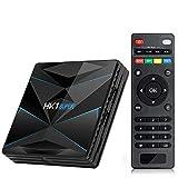 Percrocuta Android TV Box 9.0 Quad Core 64-bit 2GB RAM 16GB ROM UHD Set Top Box Ott Smart TV Box...