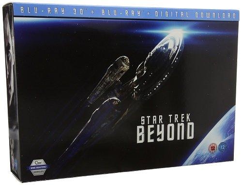 Star Trek Beyond Gift Set - Exclusive to Amazon [Blu-ray] [2016]