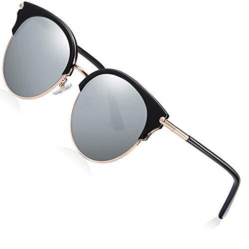 Gafas De Sol Nuevas Gafas De Sol De Moda Anti-Ultravioleta De Moda para Hombres Conducción De Lentes Polarizadas Personalidad Street Shooting Elegant Avant-Garde Cómodo Todo Match