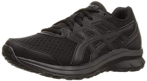 ASICS Herren Jolt 3 Running shoes, Schwarz, 43.5 EU