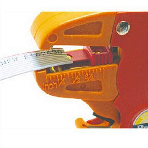 BINGFANG-W Herramienta Conveniente for el hogar Reparación, Mantenimiento Industrial Es decir, al aire libre amarillo de múltiples funciones del electricista Peeling Gamuza Juego de alicates (color: a