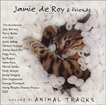 Jamie DeRoy & Friends, Vol. 5 - Animal Tracks