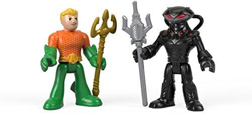 Imaginext - DC Superfriends - Aquaman & Black Manta 2
