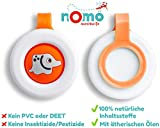 nomo MOSQUITO contro le zanzare   Clip a Base vegetale al 100% per Proteggere Beb e Bambini dalle zanzare Ð 1 Clip...