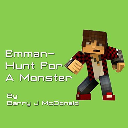 Emman: Hunt for a Monster audiobook cover art