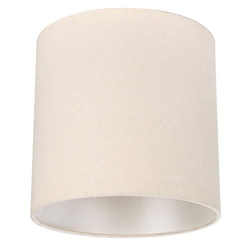 MYMAO Pantalla de Tambor de Pantalla para lámparas de Mesa y lámparas de pie