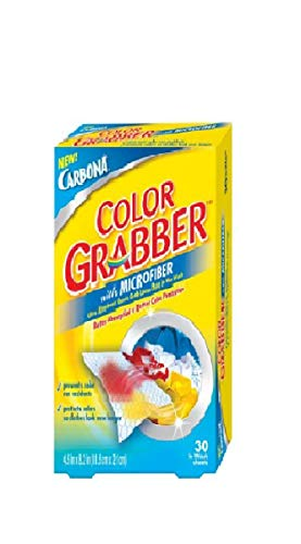 Carbona 474 Color Grab Cloth 30 Pack by Carbona