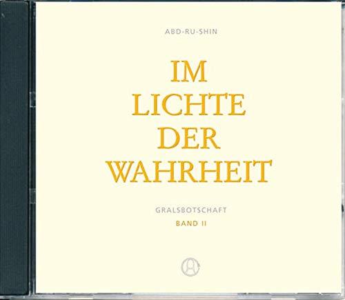 Im Lichte der Wahrheit: Gralsbotschaft, Band 2, Hörbuch auf MP3-CDs
