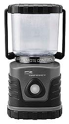 Litexpress gray / black, camping lantern with remote control, 300 lumens