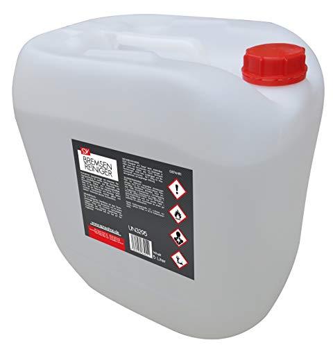 SDV Chemie Bremsenreiniger 5L Schnellentfetter Teilereiniger Montagereiniger 5 Liter