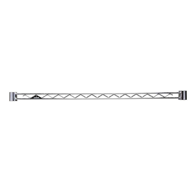 説教マニアック寝室ルミナス ポール径19mm用パーツ 補強パーツ ワイヤーバー 幅59.5cm用(スリーブ付き) 幅59.5cm WBT-060SL