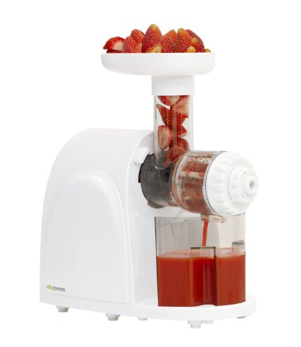 Big Boss Cold Press Heavy Duty Slow Masticating Juicer with Reverse Function
