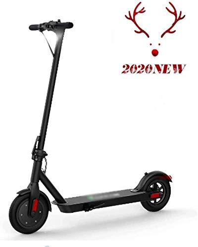 BRFDC Electric Scooter para Adultos Scooter eléctrico for Adultos Plegable 600W Motor Velocidad máxima de 20 km/H E-Scooter con 8,5' Neumáticos con LED Display