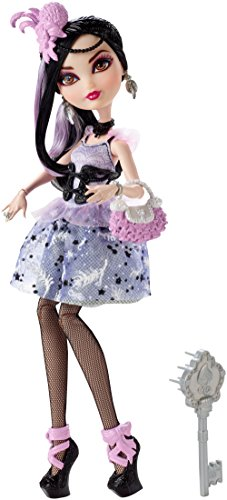 Ever After High - CDH52 - Poupée Mannequin - Duchess Swan - Royals