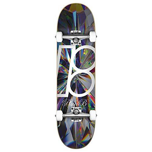 Plan B Skateboard Complete Deck Team Kaleidoscope 8.0