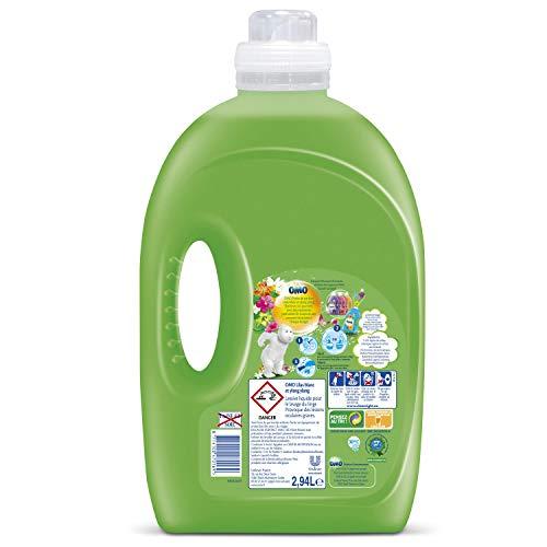 OMO Waschmittel flieder weiß/Ylang Ylang 2,94L 42Wäschen