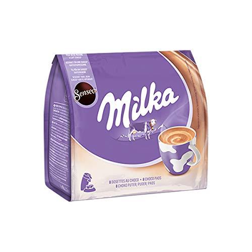 Senseo Milka Pads aromatische Kakaohaltige Getränkepads 108g